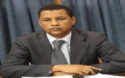 السفير الموريتاني  في الرباط