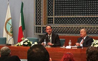روما : استعراض تجربة المغرب الرائدة في مجال محاربة التطرف