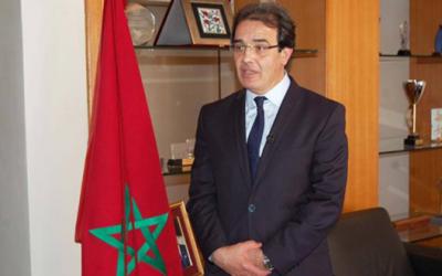 بنعتيق يعقد سلسلة من الاجتماعات مع أعضاء الجالية المغربية ببلجيكا