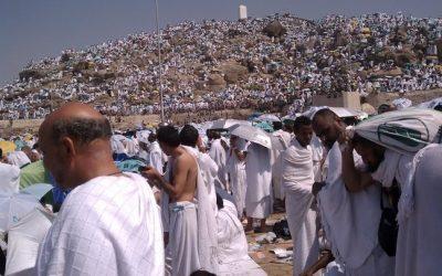 وفاة 39 حاجا من هذه الدولة أثناء أداء مناسك الحج