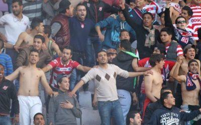الصحافة التونسية تقاطع الأنشطة الرياضية بتونس