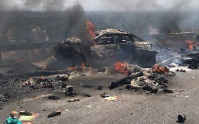 إرتفاع عدد ضحايا حادث محرقة أمسكروض بأكادير