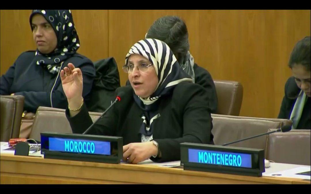 الحقاوي: المرأة القروية تعاني من العنف الاقتصادي