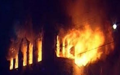 اختناق خمسة سجناء في حريق شب بسجن آيت ملول