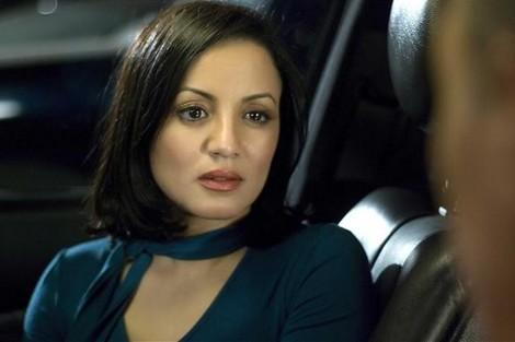 """سناء عكرود تخرج عن صمتها وتقول: لم أكن عارية في فيلم """"احك يا شهرزاد"""""""