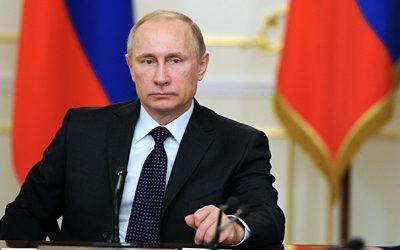 بوتين يفوز بولاية رابعة في انتخابات الرئاسة الروسية