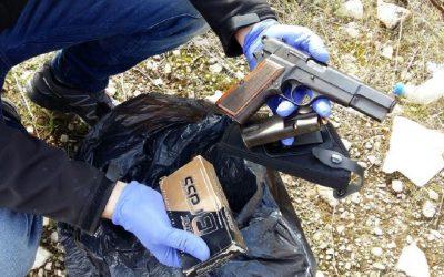 العثور على مسدس بمطرح النفايات بطنجة