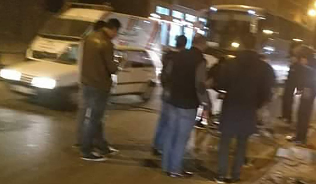 مقتل شخصين وإصابة آخرين بجروح خطيرة في حادث إقتحام سيارة لمقهى بطنجة