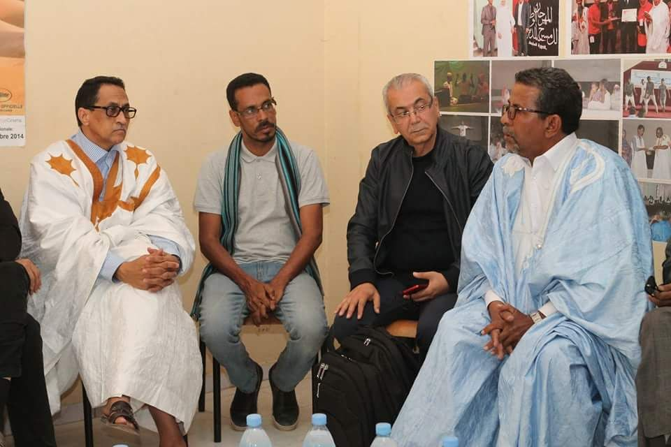 الهيئة العربية للمسرح تزور جمعية المسرحيين الموريتانيين