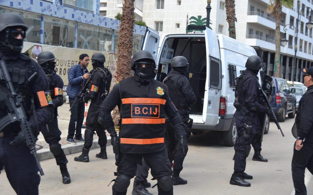 عاجل..رجال الخيام يلقون القبض على متطرف خطير + صورة