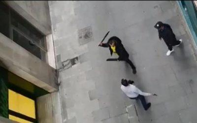 بالفيديو..عراك خطير بالسيوف بين مغربي وجزائري بإسبانيا