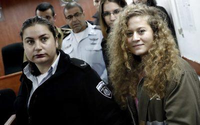 برلماني إسرائيلي: كان من المفترض إطلاق النار على عهد التميمي