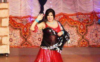 بعد غياب طويل..فيفي عبده تعود للرقص الشرقي من جديد