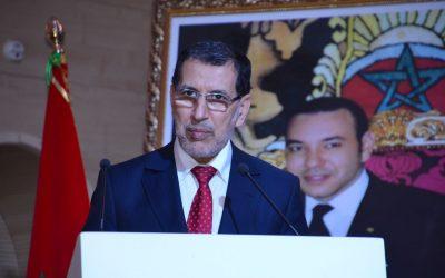 العثماني: سنعمل على تقليص الفوارق المجالية بجهة مراكش-آسفي
