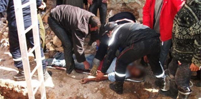 مصرع عامل بناء في حادثة مروعة بالبيضاء