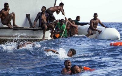 السلطات الاسبانية تنتشل جثث أربعة مهاجرين غير شرعيين غرقوا بمياه مضيق جبل طارق