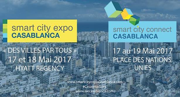 """الدار البيضاء مدينة ذكية في النسخة الثالثة """"Smart City Expo Casablanca"""""""
