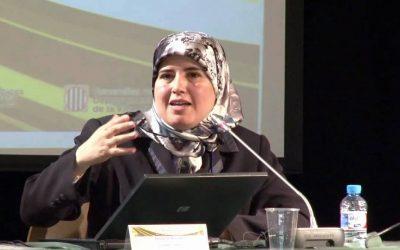 جميلة المصلي رئيسة لمنظمة نساء العدالة والتنمية
