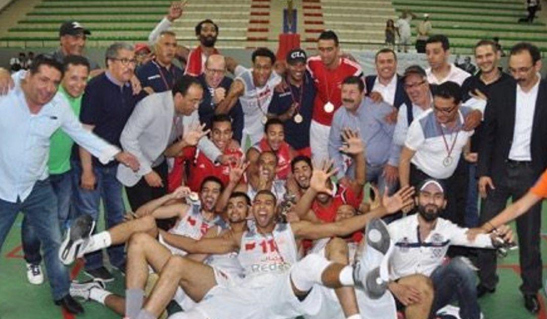 جمعية سلا لكرة السلة يفوز بلقب كأس العرش للمرة 11 في تاريخه