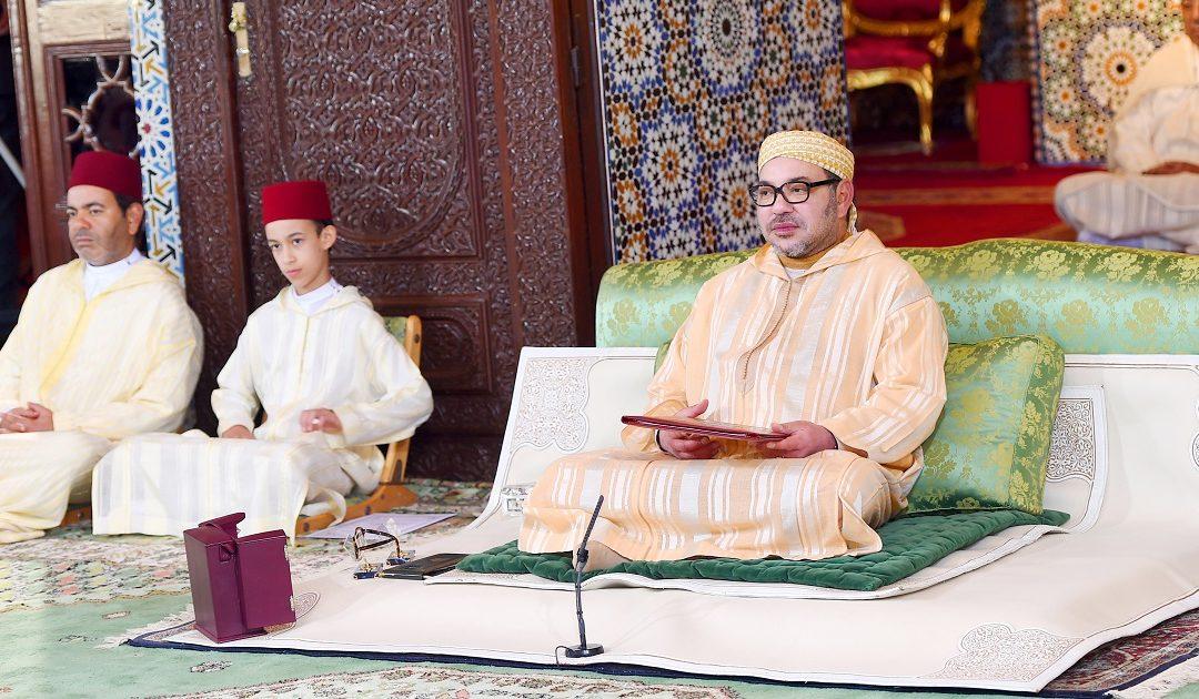 الملك محمد السادس يفتتح يوم الجمعة الدروس الحسنية الرمضانية