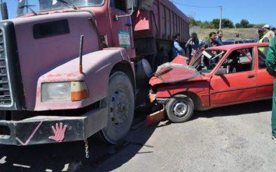 مصرع 3 أشخاص في حادثة سير قبل آذان المغرب