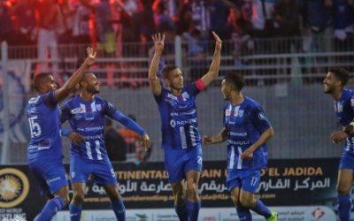 إتحاد طنجة يتوج بلقب الدوري المغربي