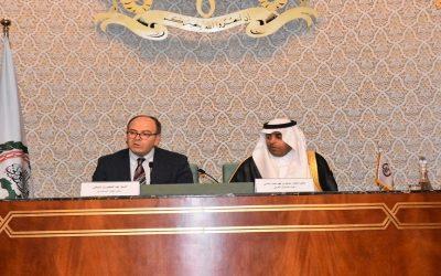 بنشماش: البرلمان العربي يواصل جهوده في دعم القضايا العربية المحورية