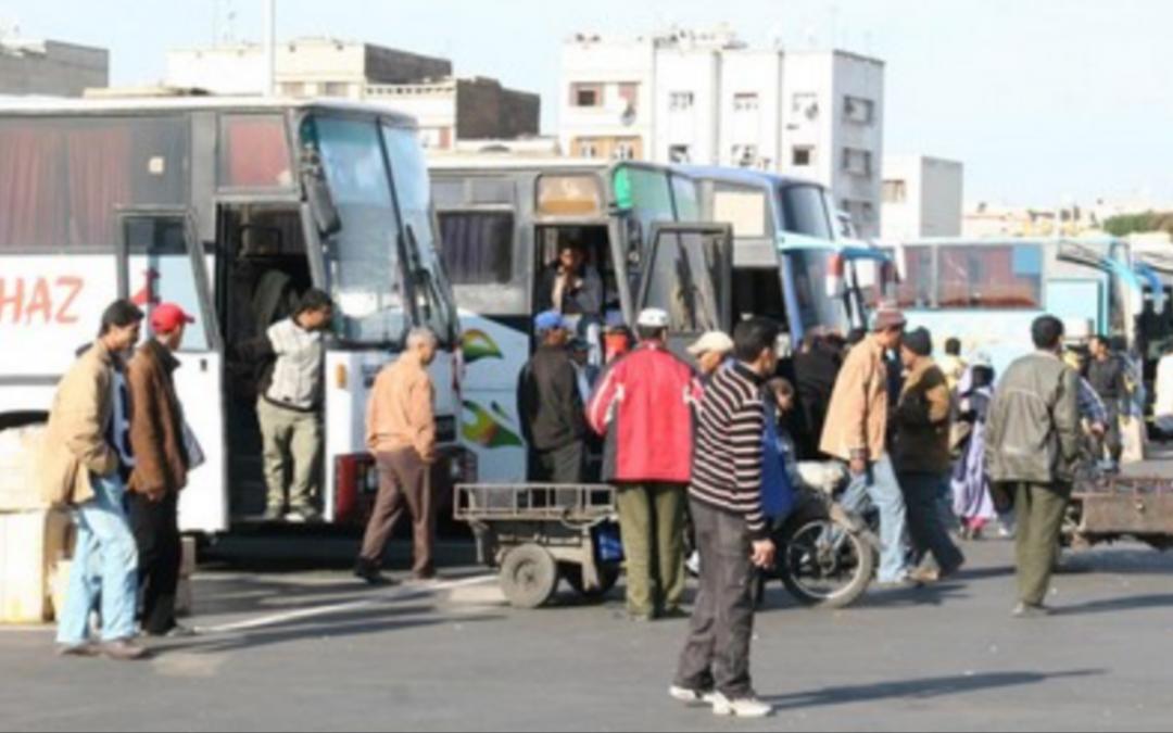 هكذا تستعد وزارة النقل لتنظيم حركة نقل المسافرين قبل عيد الفطر