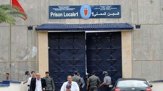مندوبية التامك: ترحيل نزيل من السجن المحلي بالرماني نحو السجن المحلي بآزرو تم وفقا للمقتضيات التنظيمية والقانونية