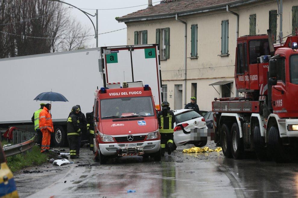 مصرع مغربي في حادثة سير بإيطاليا