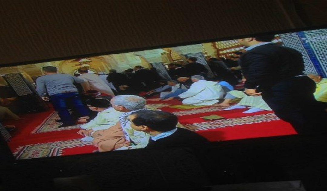 شجار بين مصلين داخل مسجد حسان بالرباط