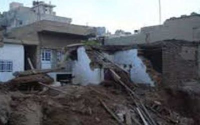 انهيار سقف منزل يتسبب في مقتل ثمانيني بالحوز