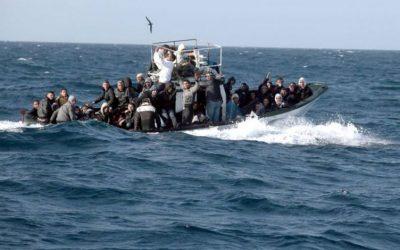 انقلاب قارب خاص بالهجرة السرية وهذه حصلية الضحايا