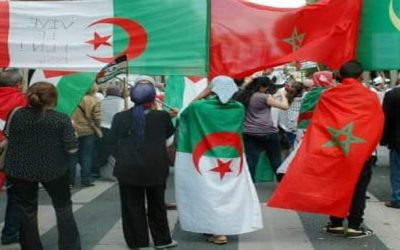 جزائريون يدعون إلى وقفة ثاني أيام العيد لفتح الحدود البرية الجزائرية المغربية