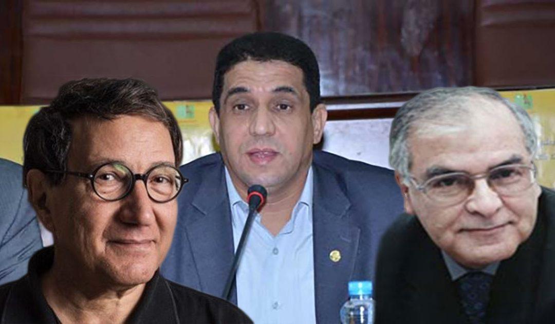"""وزير الثقافة السابق """"حميش"""" يكذب ماجاء على لسان الطود"""