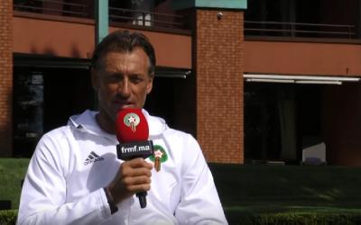 رونار يشرح اختياراته بعد الإعلان عن اللائحة النهائية لمونديال روسيا