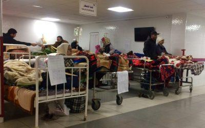ODT..تحمل وزير الصحة تبعات ما يجري بالمركز الإستشفائي ابن سينا