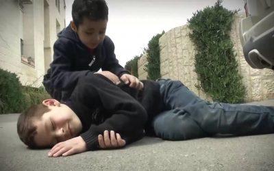 شخص يدهس طفلا بسيارته عن طريق الخطأ بسلا + تفاصيل