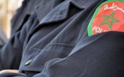 مقدم شرطة يستخدم سلاحه الوظيفي لتوقيف شخص عرض حياة عناصر الشرطة للخطر