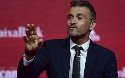 لويس إنريكي يسعى إلى تطوير أسلوب لعب المنتخب الإسباني