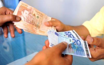 ارتفاع الدرهم بـ 0,47 % مقابل الدولار