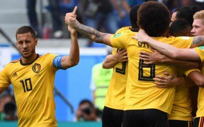 المنتخب البلجيكي يحتل المركز الثالث في كأس العالم بروسيا