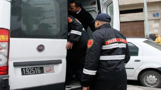 اعتقال شرطيين متورطين في قضية ارتشاء