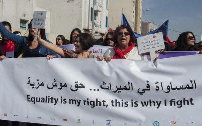 اقتراح الاستفتاء الشعبي كحل لقضية المساواة في الإرث بتونس