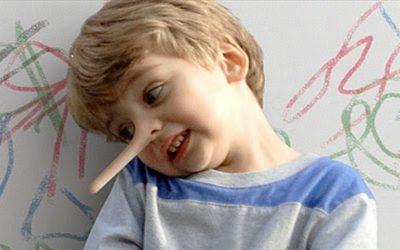 ساسيات التعامل مع كذب الأطفال