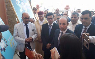 وزير الصحة يشرف على تدشين فضاء الصحة للشباب بالرحامنة