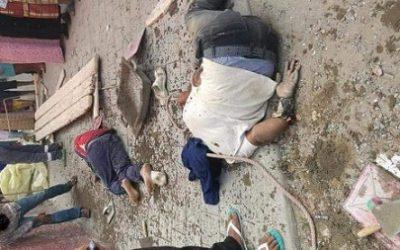 مصرع عامل يناء وإصابة آخر بعد سقوطهما من الطابق الثالث لمنزل بالقنيطرة
