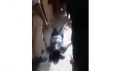 """بالفيديو..شاب ينهي حياته بتفجير """"بوطا"""" على نفسه بمكناس"""