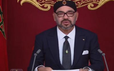 الملك محمد السادس يشيد بالدينامية القوية التي تطبع العلاقات المغربية الألمانية