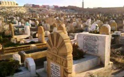 صــادم..خمسيني استخرج جثة زوجته من قبرها بوجدة